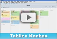 Zobacz film o Tablicy Kanban